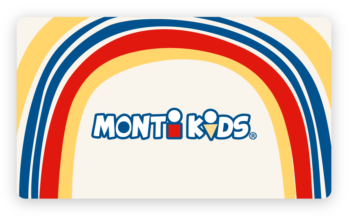 Monti Kids Gift Card - Rainbow