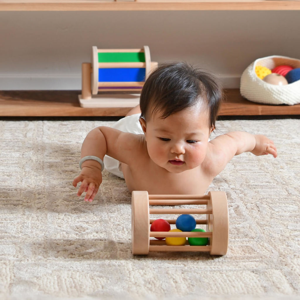 The Best Montessori Toys for Babies - Monti Kids