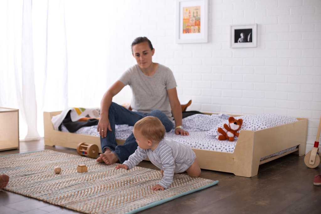 Montessori Floor Bed