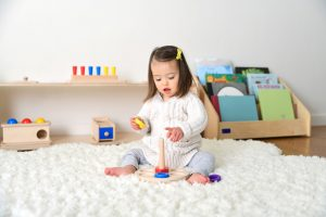 Toddler Bedroom - Montessori Style