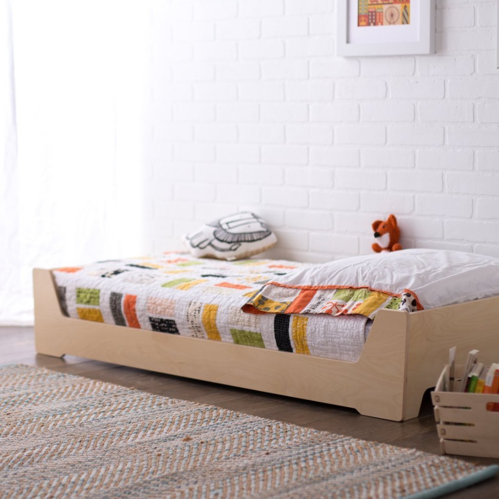 Montessori Floor Bed from Sprout