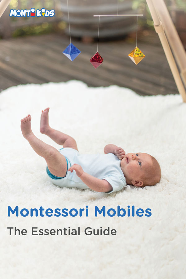 How and when to introduce mobiles to babies, with tips from Montessori experts.
