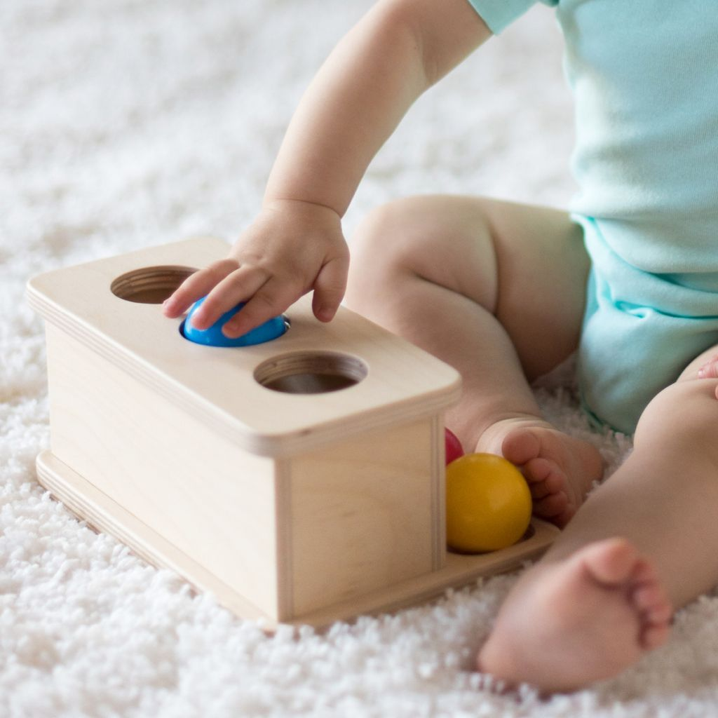 Montessori Toy - For baby who can sit up