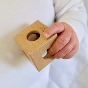 Rattle for 3-month old