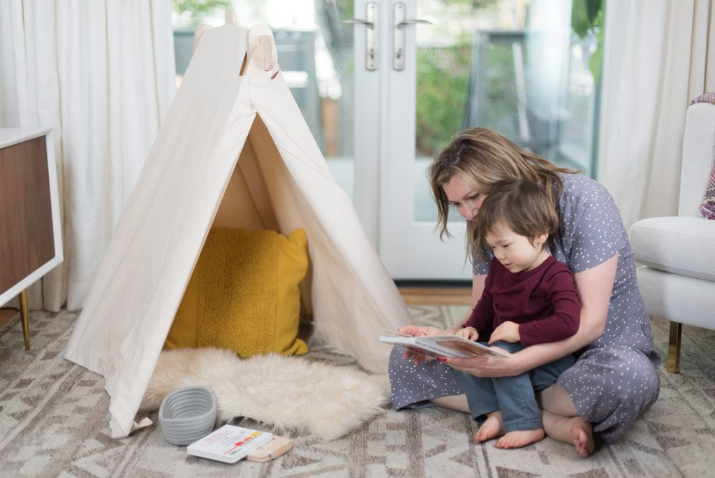 5 Magical Uses For A Kids Tent For Indoor Play Monti Kids