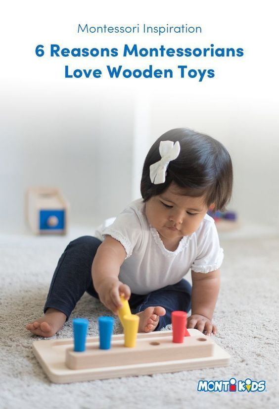 Why Montessori Toys Are Wooden