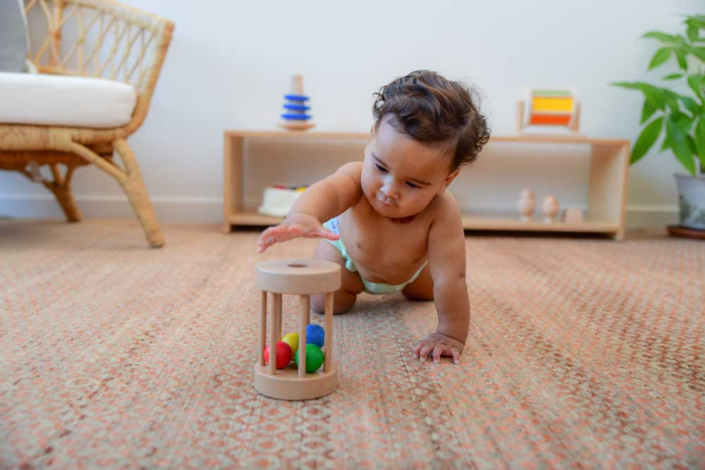 5 Best Educational Toys for Your 9-Month-Old Baby - Monti Kids