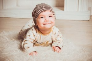 Baby who doesn't sleep
