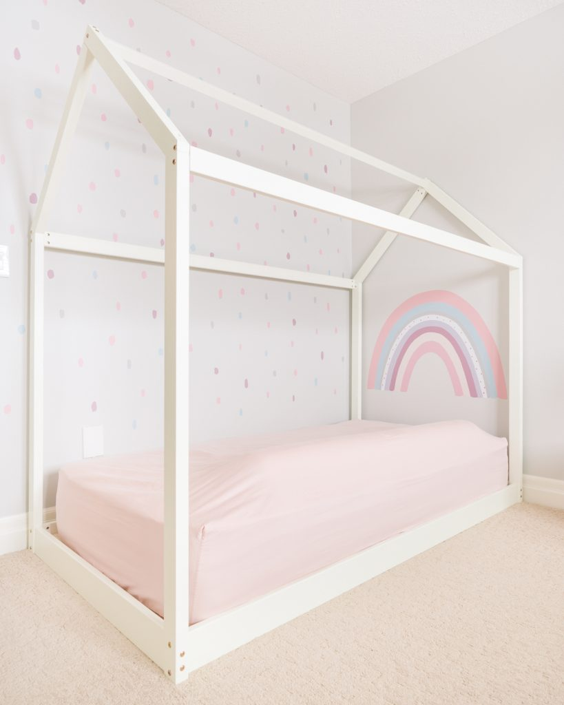 Montessori Toddler House Bed