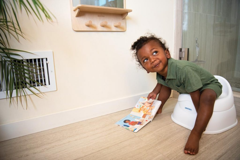 Toilet Learning Tips For Toddlers